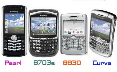 Blackberry Jadul